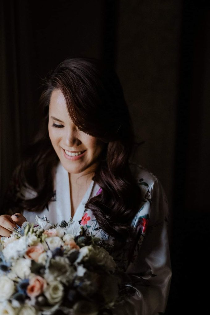 Angela Flores & Ian Dennis Wedding by Magic Touch by Klick Victoria - 006