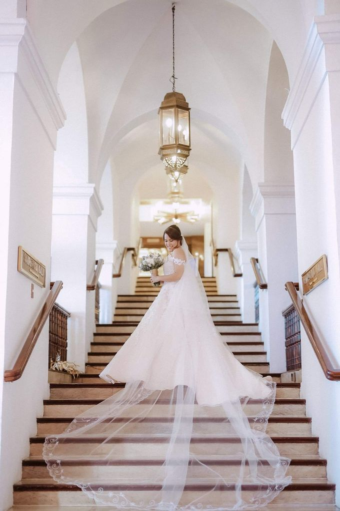 Angela Flores & Ian Dennis Wedding by Magic Touch by Klick Victoria - 008