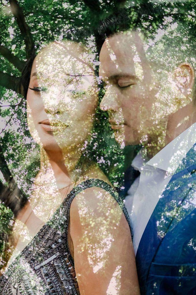 Ej & Mona Engagement Shoot by Bride Idea - 006
