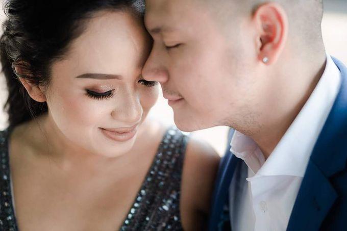 Ej & Mona Engagement Shoot by Bride Idea - 002
