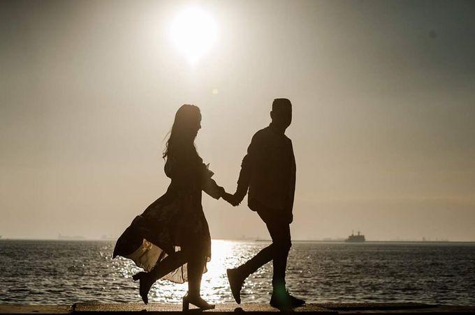 Ej & Mona Engagement Shoot by Bride Idea - 003
