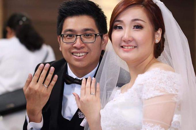 Wedding Yohanes & Fanny 19 Januari 2019 by Priceless Wedding Planner & Organizer - 007