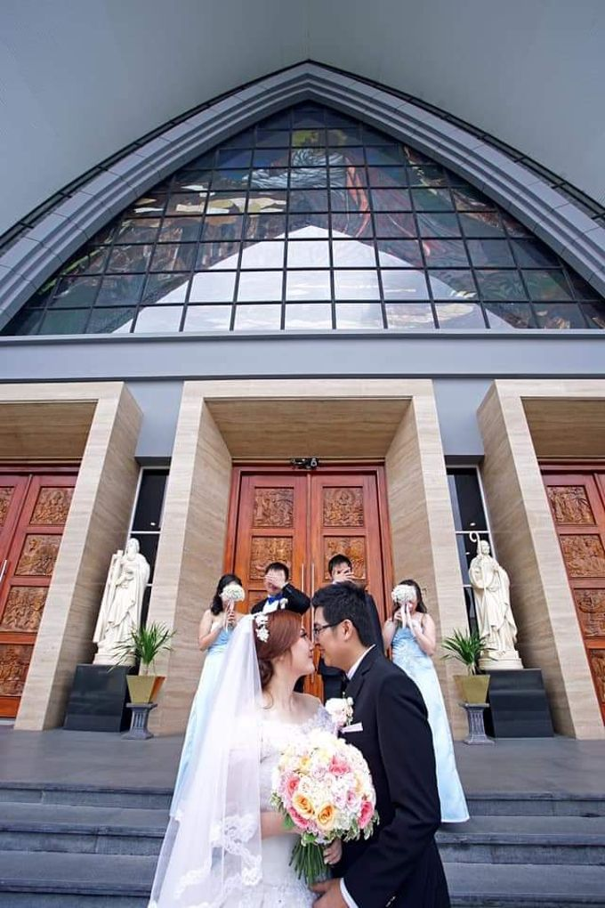 Wedding Yohanes & Fanny 19 Januari 2019 by Priceless Wedding Planner & Organizer - 008