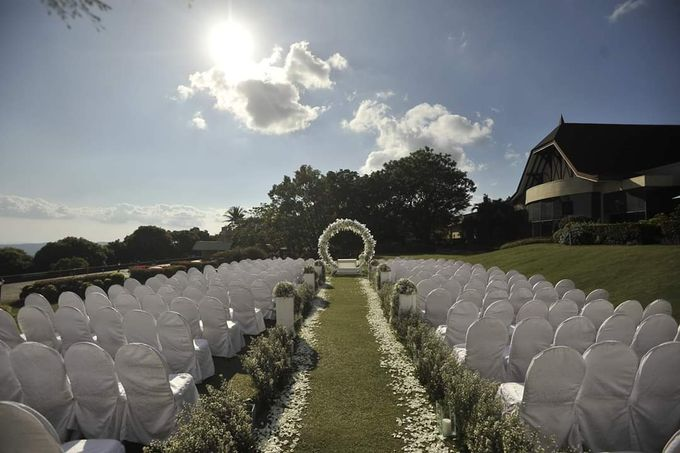 Ej & Mona Wedding by Bride Idea - 020