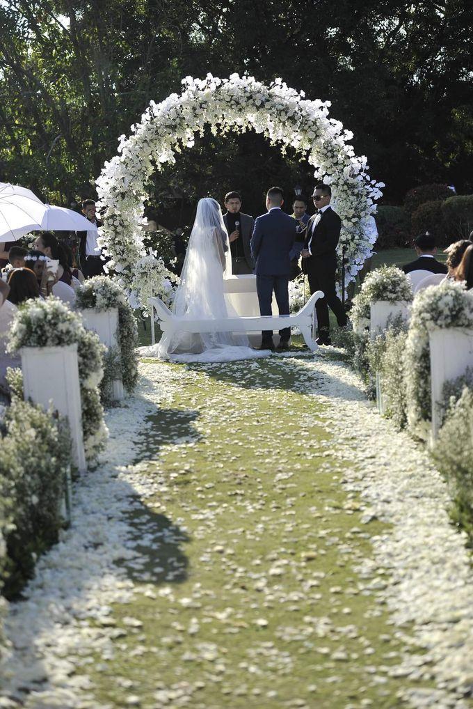 Ej & Mona Wedding by Bride Idea - 041