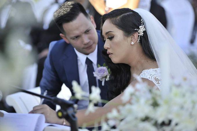 Ej & Mona Wedding by Bride Idea - 016