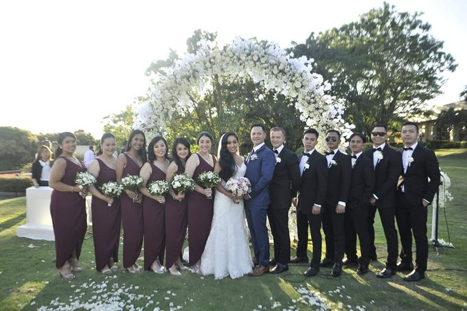 Ej & Mona Wedding by Bride Idea - 049