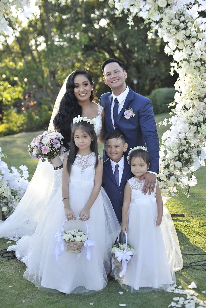 Ej & Mona Wedding by Bride Idea - 040