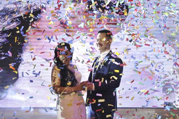 Ej & Mona Wedding by Bride Idea - 027