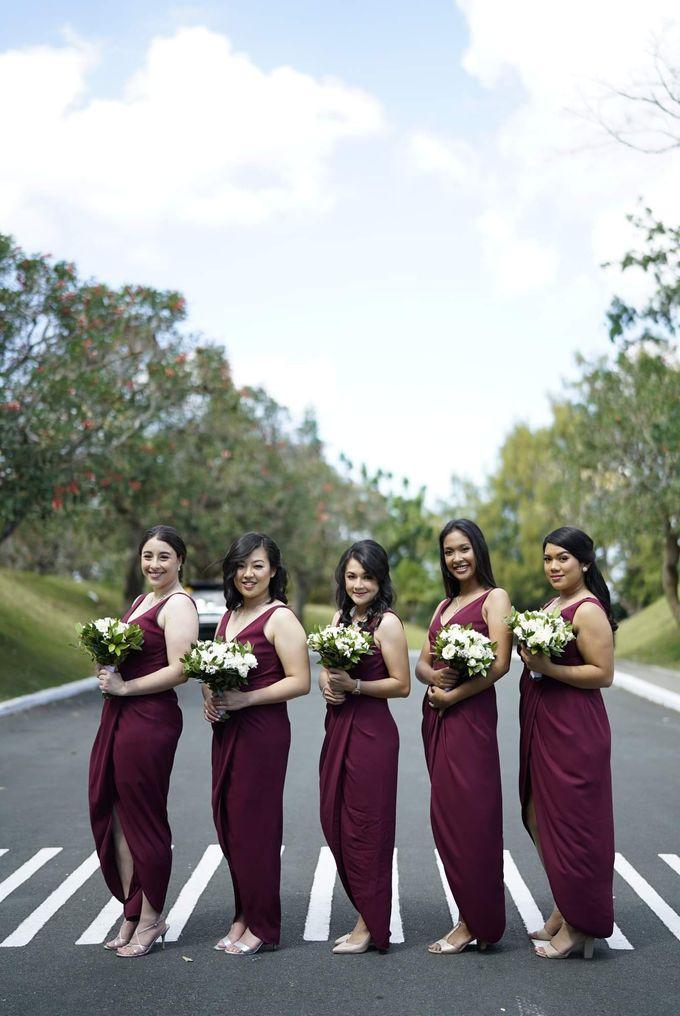 Ej & Mona Wedding by Bride Idea - 045