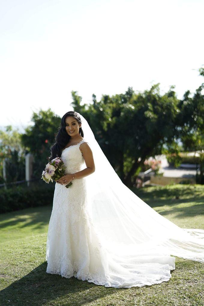 Ej & Mona Wedding by Bride Idea - 042