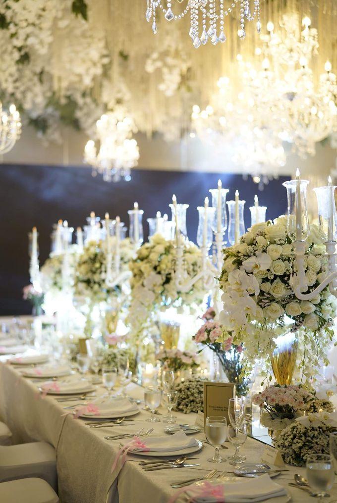 Ej & Mona Wedding by Bride Idea - 035