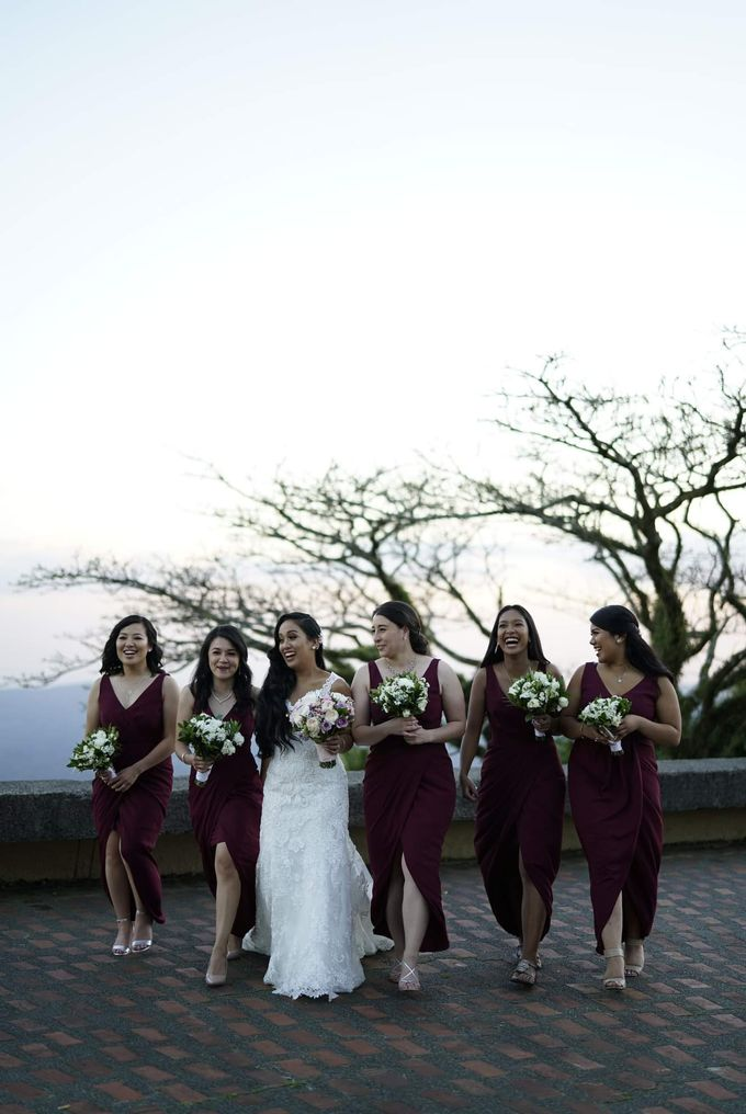 Ej & Mona Wedding by Bride Idea - 033