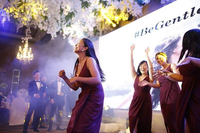 Ej & Mona Wedding by Bride Idea - 007