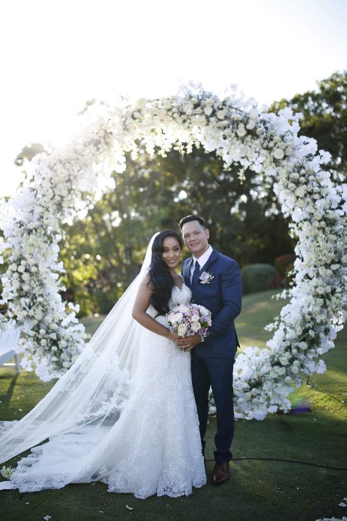 Ej & Mona Wedding by Bride Idea - 025