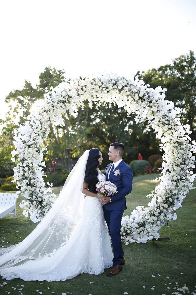 Ej & Mona Wedding by Bride Idea - 047
