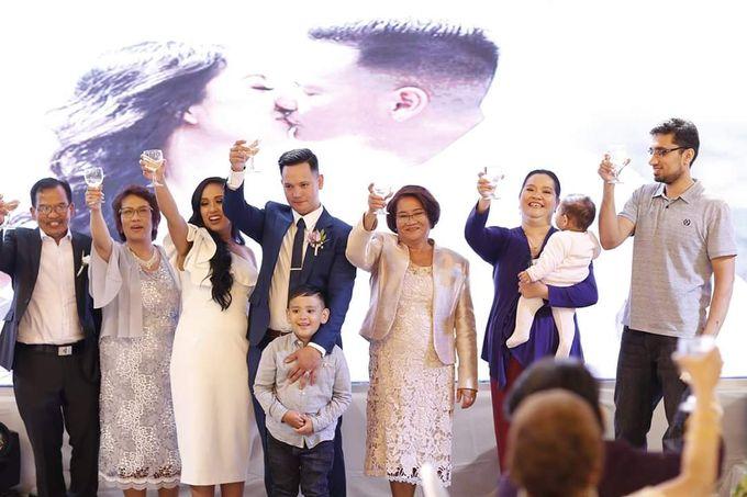 Ej & Mona Wedding by Bride Idea - 017