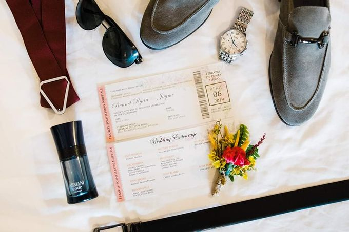 Ryan & Jayme Wedding by Bride Idea - 003