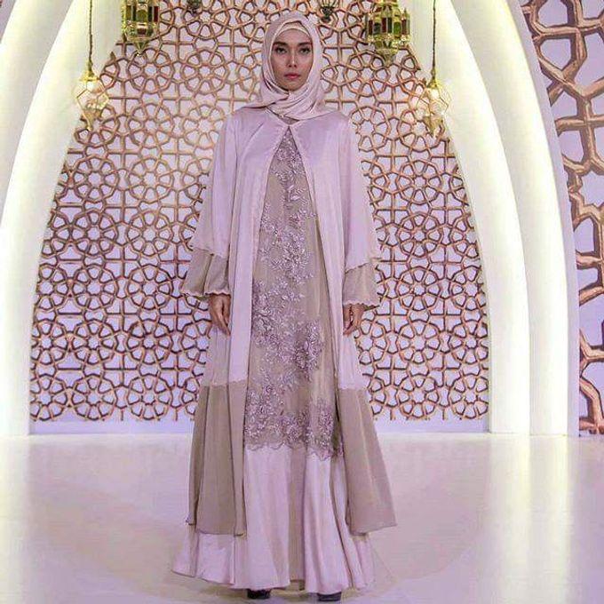 Gown Muslim by Leny Rafael Bride - 002