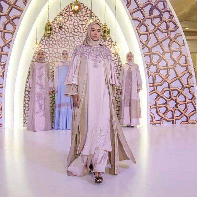 Gown Muslim by Leny Rafael Bride - 001