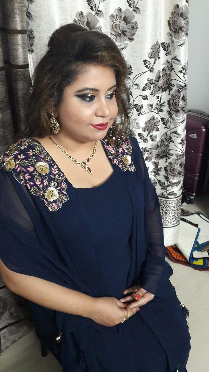 Bridal Makeup by Charites Professional Makeup - 017