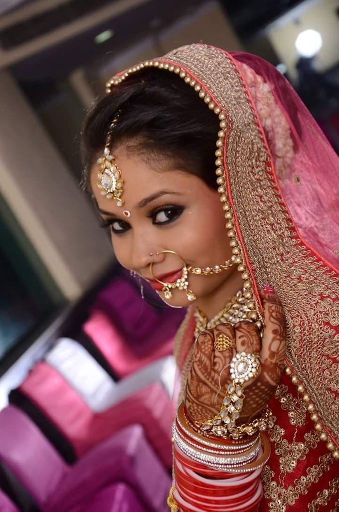 Bridal Makeup by Charites Professional Makeup - 003