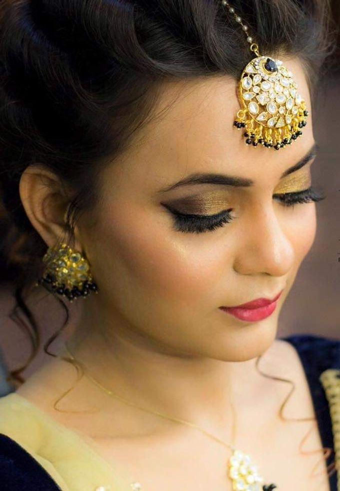Bridal Makeup by Charites Professional Makeup - 024