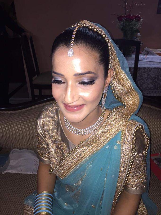 Bridal Makeup by Charites Professional Makeup - 014