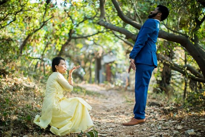 Pre-wedding And Wedding Shoot's by Made In Heaven - 026