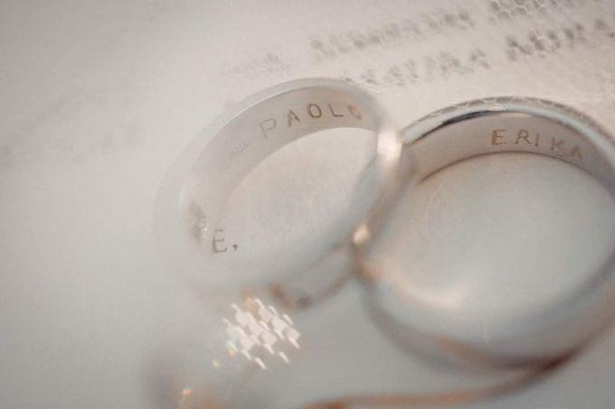 Paolo & Erika Wedding by Bride Idea - 002