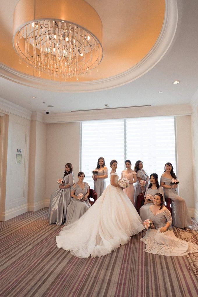 Paolo & Erika Wedding by Bride Idea - 015