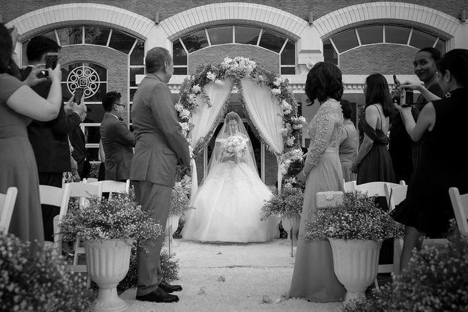 Paolo & Erika Wedding by Bride Idea - 014