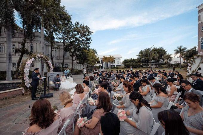 Paolo & Erika Wedding by Bride Idea - 008