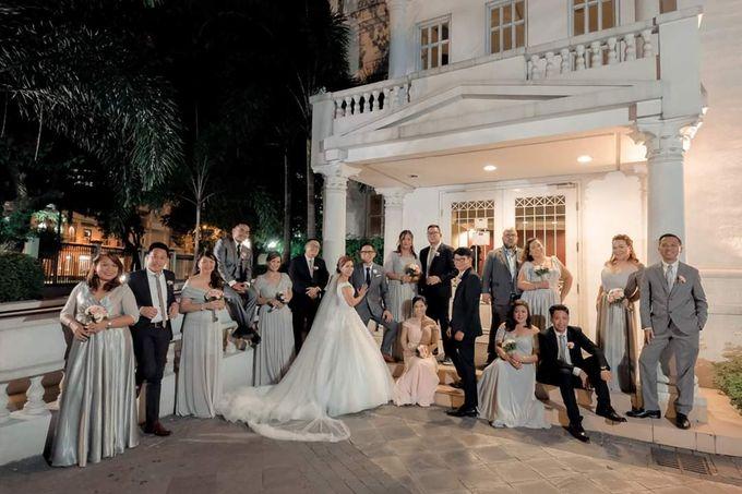 Paolo & Erika Wedding by Bride Idea - 006