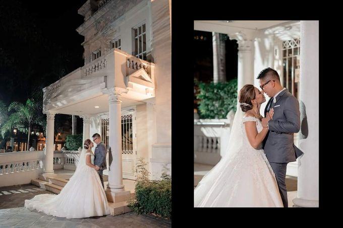 Paolo & Erika Wedding by Bride Idea - 009