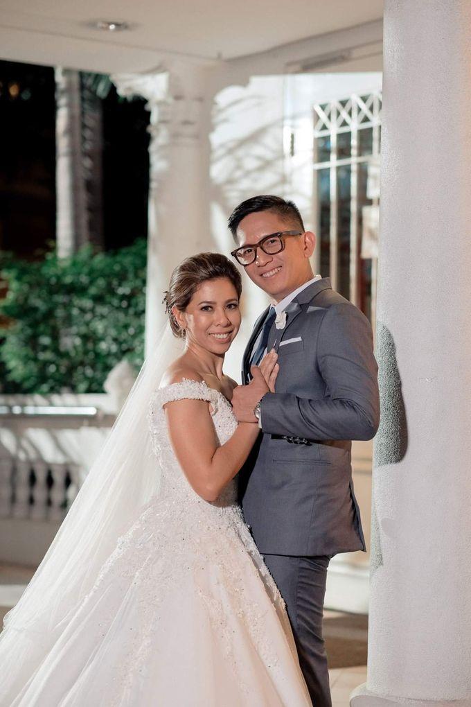 Paolo & Erika Wedding by Bride Idea - 013