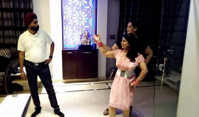Wedding / Sangeet Choreography by Grooves & Moves With Sonam Khurana - 009