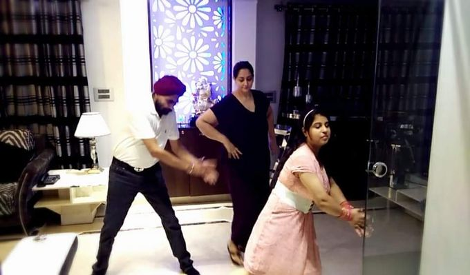 Wedding / Sangeet Choreography by Grooves & Moves With Sonam Khurana - 005
