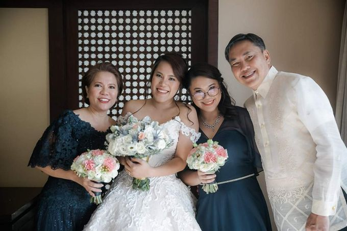 Angela Flores & Ian Dennis Wedding by Magic Touch by Klick Victoria - 012