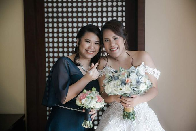 Angela Flores & Ian Dennis Wedding by Magic Touch by Klick Victoria - 014