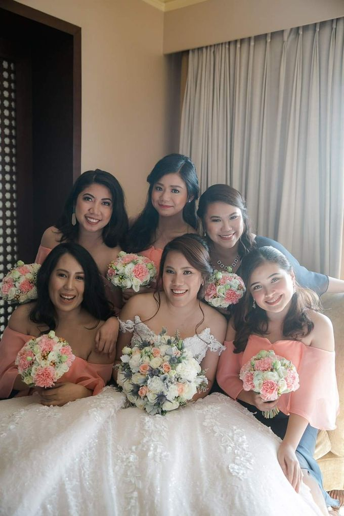 Angela Flores & Ian Dennis Wedding by Magic Touch by Klick Victoria - 018