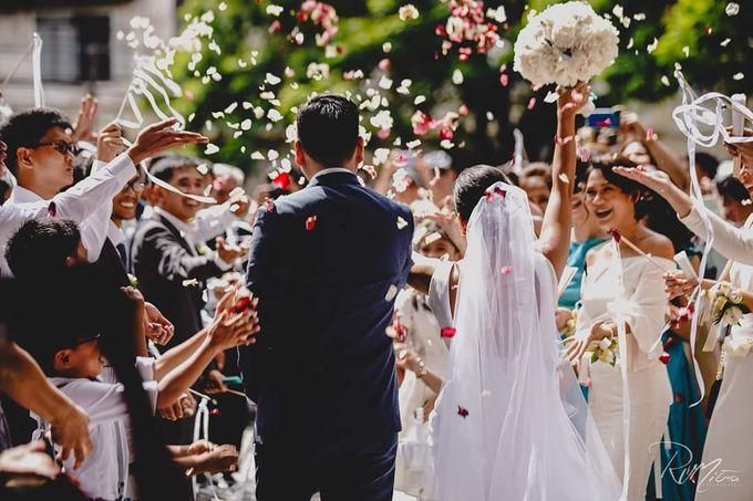 Angelo And Irene Wedding by Bride Idea - 009