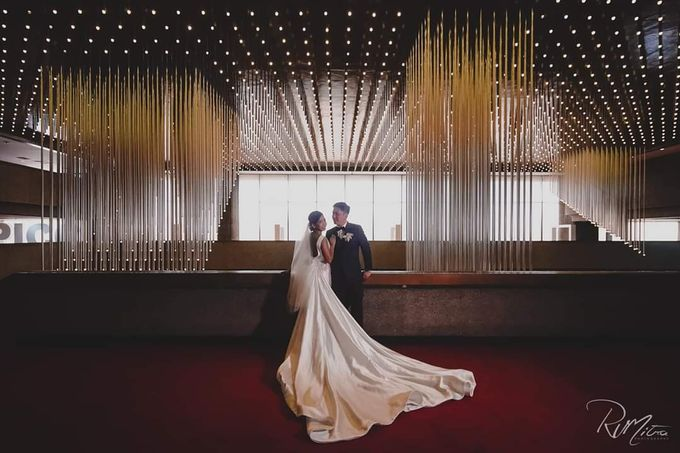 Angelo And Irene Wedding by Bride Idea - 013