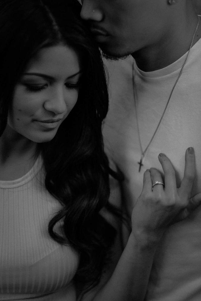 Jom & Amanda Engagement Shoot by Bride Idea - 002
