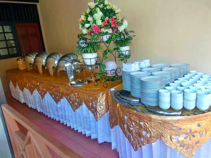 Setting Meja Catering by Calia Catering - 007