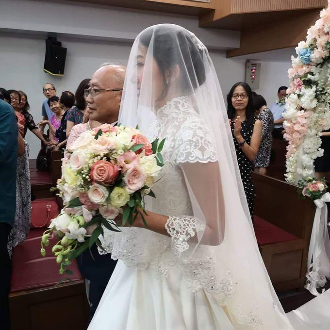 Wedding Of Anton & Vanessa by Dorcas Floral - 003