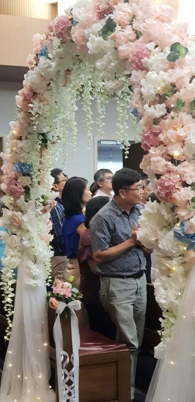 Wedding Of Anton & Vanessa by Dorcas Floral - 005