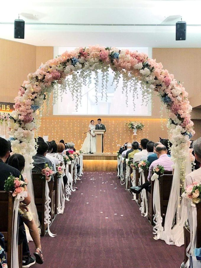 Wedding Of Anton & Vanessa by Dorcas Floral - 001