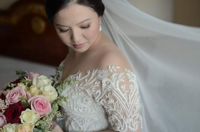 Francis & Rachel Wedding by Bride Idea - 007