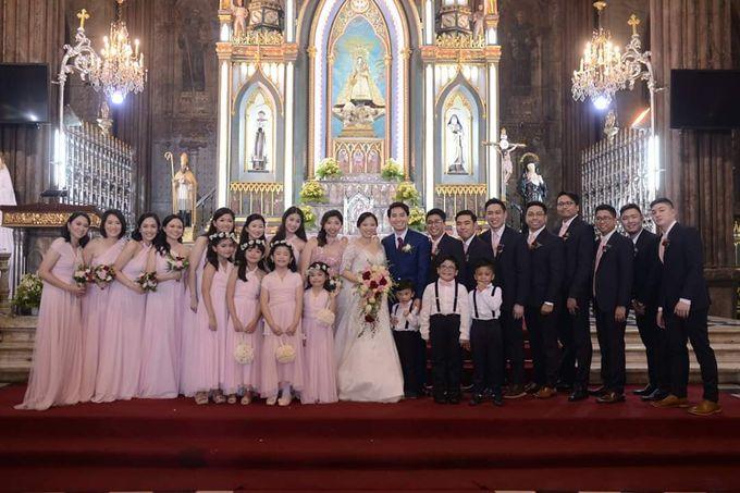Francis & Rachel Wedding by Bride Idea - 011